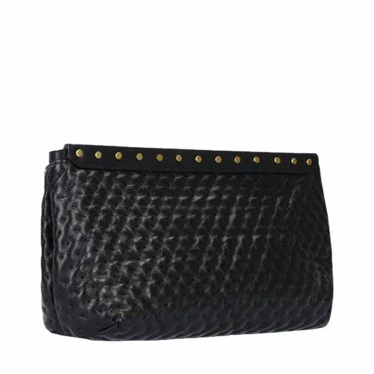 Luz pouch quilted