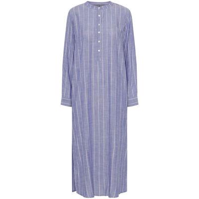 Skjorte kjole strib