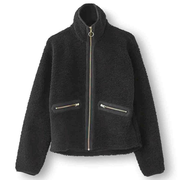 yin and yang pile jacket