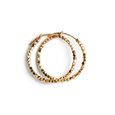Small bead creole guld