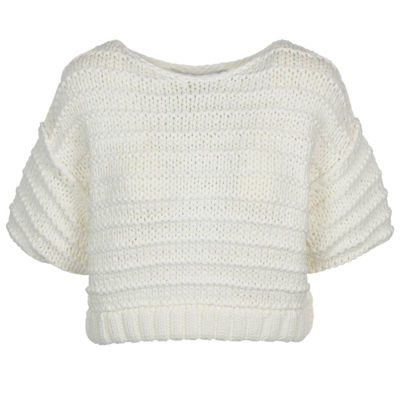 Brianne sweater cropped