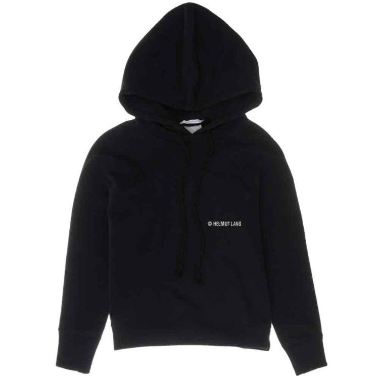 Shrunken hoodie