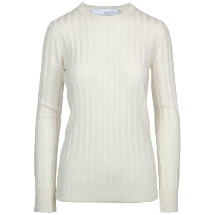 Dhana silk rib sweater