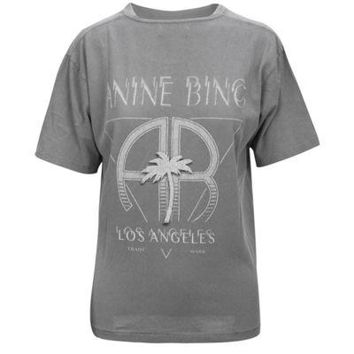 T-shirt m. palme